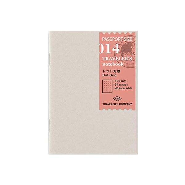 TN Passport 014 Refill Dot Grid