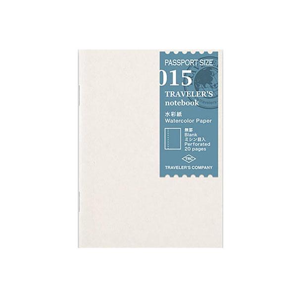 TN Passport 015 Refill Watercolor Paper