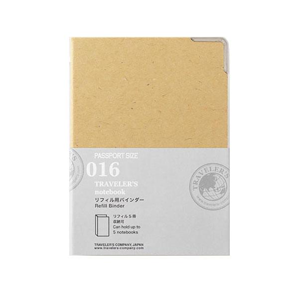 TN Passport 016 Refill Binder