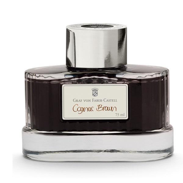 Tintero Graf Von Faber Castell Cognac Brown