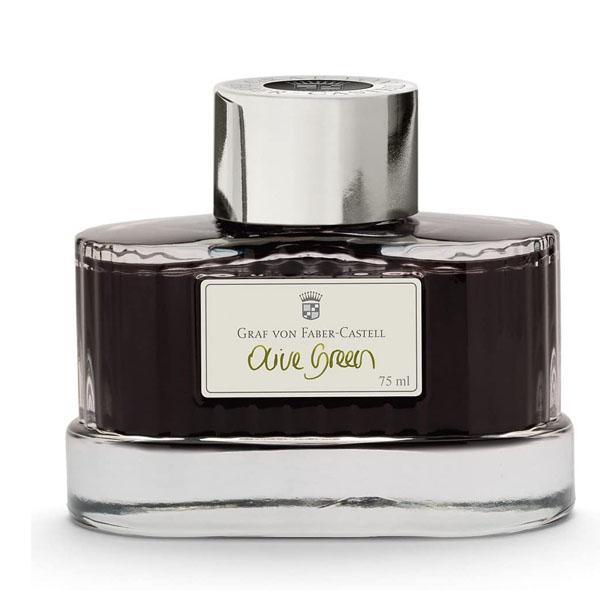 Tinteros Graf Von Faber Castell Olive Green